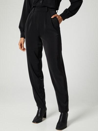 Guido Maria Kretschmer Collection Hose 'Jasmin' in schwarz, Modelansicht