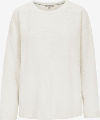 BASEFIELD Sweatshirt 'Susanne' in offwhite, Produktansicht