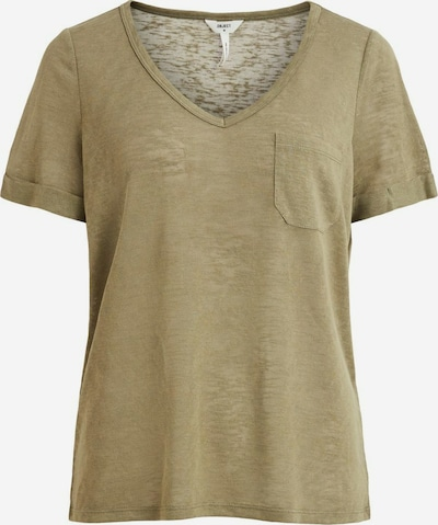 OBJECT Shirt 'Tessi' in de kleur Olijfgroen, Productweergave