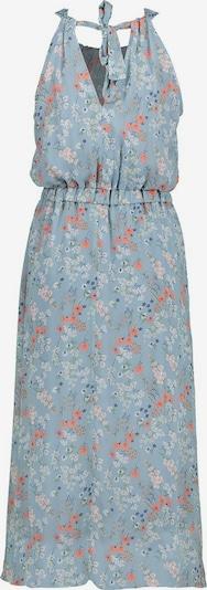 Lavard Midi Kleid luftig, in einem Blauton in blau / mischfarben, Produktansicht