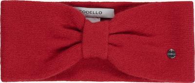 CODELLO Stirnband in rot, Produktansicht