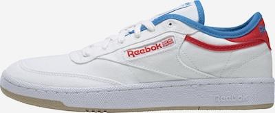 Reebok Classics Sneakers laag in de kleur Blauw / Rood, Productweergave