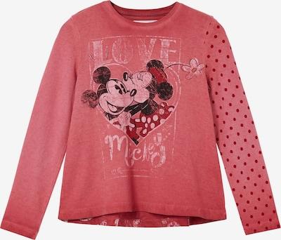 Desigual T-shirt 'Love Mickey' i blandade färger / röd, Produktvy
