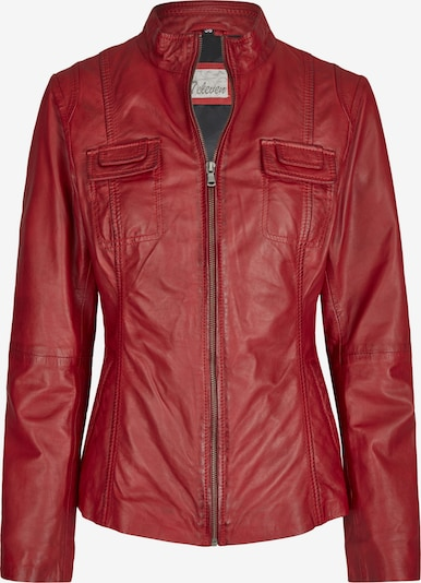 7ELEVEN Jacke 'Fema' in rot, Produktansicht