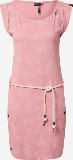 Ragwear Sommarklänning 'TAG ROSE' i kräm / rosa, Produktvy