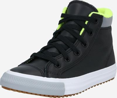 CONVERSE Sneaker in neongrün / schwarz, Produktansicht