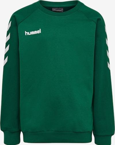 Hummel Sportief sweatshirt in de kleur Groen, Productweergave