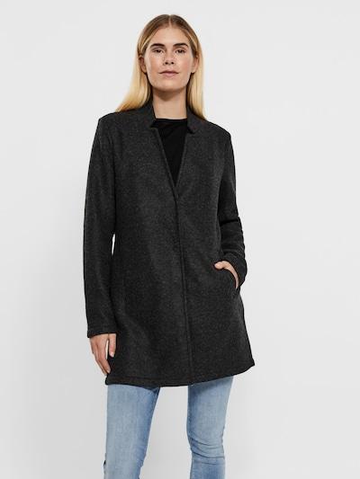 VERO MODA Přechodný kabát 'Katrine' - tmavě šedá, Model/ka