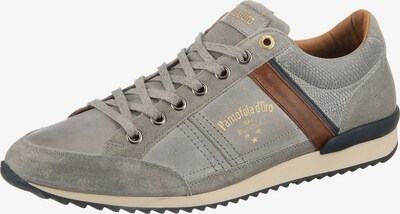 PANTOFOLA D'ORO Matera Uomo Low Sneakers Low in hellgrau, Produktansicht