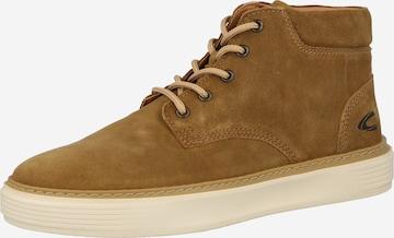 Sneaker înalt 'Avon' de la CAMEL ACTIVE pe maro