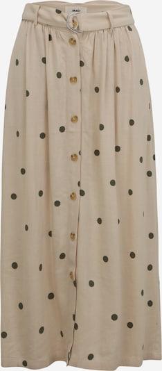 OBJECT Tall Rock 'BRIELLE' in beige / dunkelgrün, Produktansicht