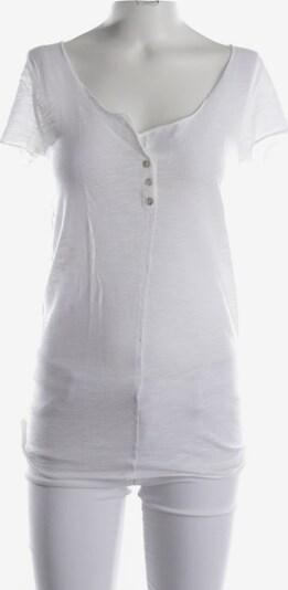81HOURS Shirt in M in weiß, Produktansicht