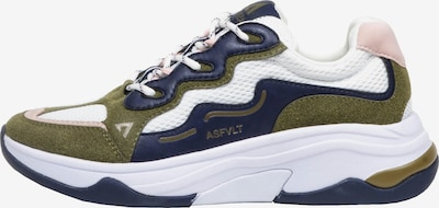 ASFVLT Sneaker 'ONSET' in mischfarben, Produktansicht