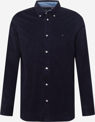 TOMMY HILFIGER Hemd in nachtblau, Produktansicht