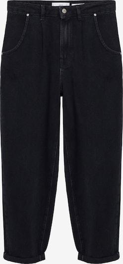 MANGO Jeans 'Regina' in black denim, Produktansicht