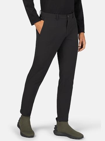 Boggi Milano Püksid, värv must