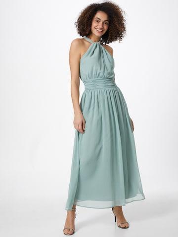 Rochie de seară de la VILA pe verde