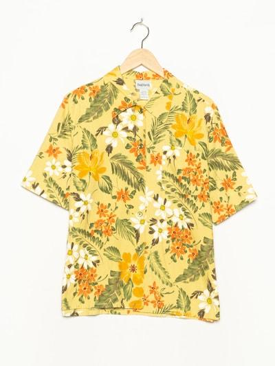 Bon Worth Blumenbluse in XXL in pastellgrün, Produktansicht