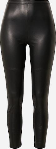 PINKO Leggings i svart