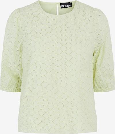 Bluză PIECES pe verde deschis, Vizualizare produs