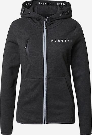 Giacca di felpa sportiva ' NEO Zip Sweathoodie ' MOROTAI di colore grigio, Visualizzazione prodotti