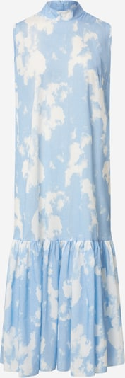 Liebesglück Kleid in blau / weiß, Produktansicht
