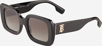 Ochelari de soare '0BE4327' BURBERRY pe negru, Vizualizare produs
