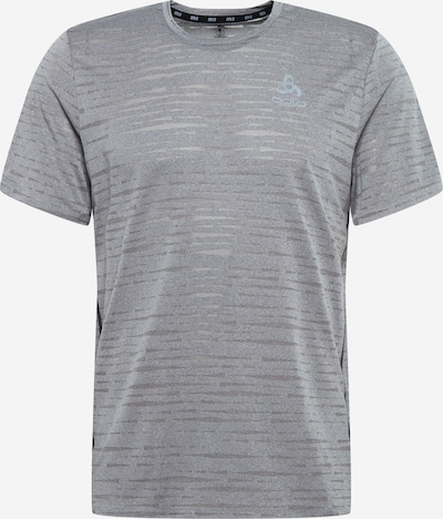 Sportiniai marškinėliai 'Zeroweight Engineered' iš ODLO , spalva - pilka / rusvai pilka, Prekių apžvalga
