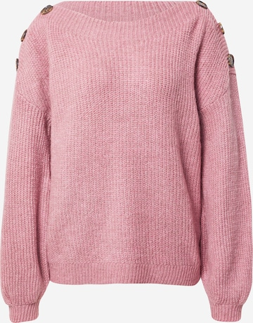 ONLY Sweater 'JADE' in Pink