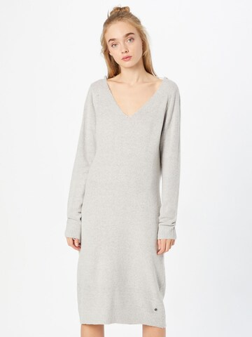 Eight2Nine Pletené šaty - Sivá