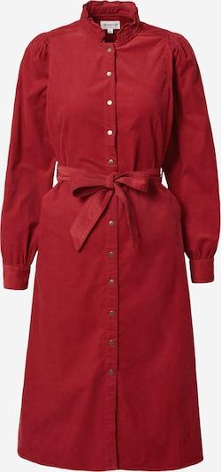 Maison 123 Рокля тип риза 'LAURA' в ръждиво червено, Преглед на продукта