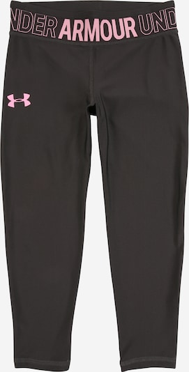 UNDER ARMOUR Sport-Hose in grau / hellpink, Produktansicht