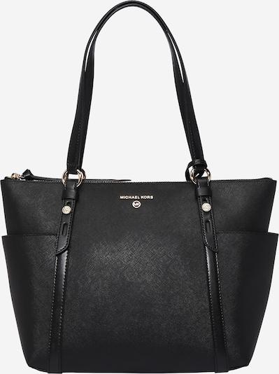 Pirkinių krepšys iš Michael Kors, spalva – juoda, Prekių apžvalga