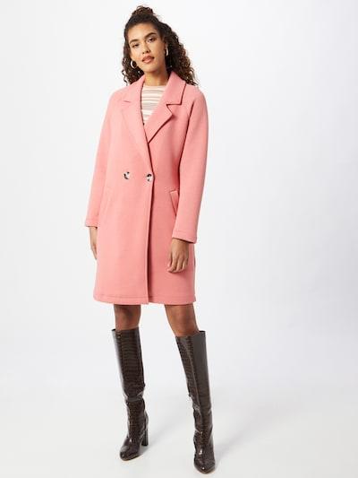 ONLY Mantel 'BERNADETTE' in rosa, Modelansicht