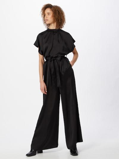 Samsoe Samsoe Jumpsuit 'Tilly' in de kleur Zwart, Modelweergave