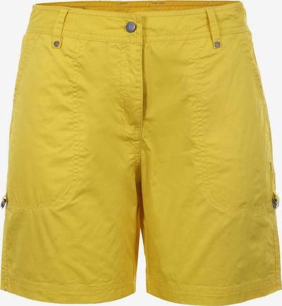 ICEPEAK Hose in gelb, Produktansicht