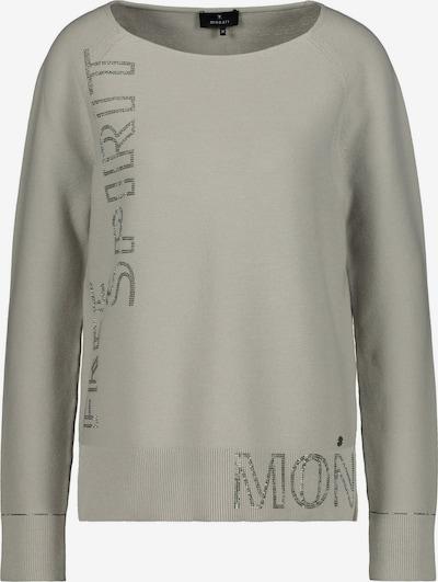 monari Pullover in khaki, Produktansicht