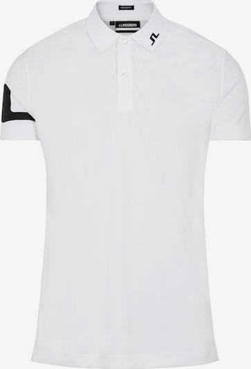 J.Lindeberg Shirt in schwarz / weiß, Produktansicht