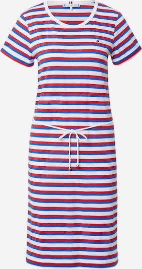 TOMMY HILFIGER Robe d'été en bleu / rouge / blanc, Vue avec produit