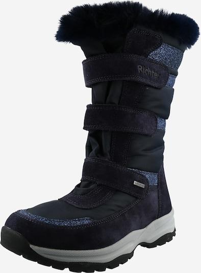 RICHTER Stiefel in dunkelblau, Produktansicht