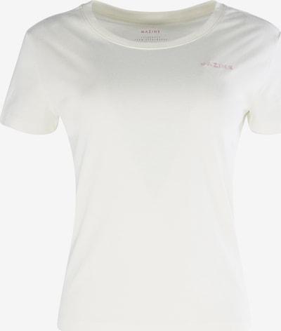 mazine T-Shirt ' Emery ' in offwhite, Produktansicht