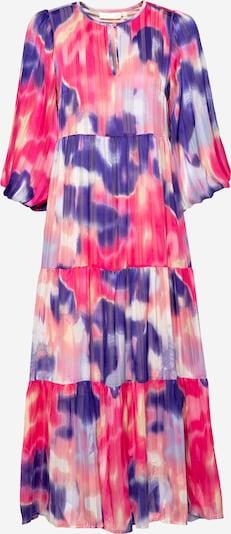InWear Robe 'Jordan' en bleu / rose / rouge / blanc, Vue avec produit