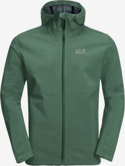 JACK WOLFSKIN Jacke in dunkelgrün, Produktansicht