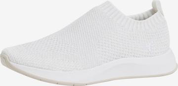 Tamaris Fashletics Slip-Ons in White