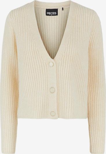 PIECES Knit Cardigan 'Cilla' in Cream, Item view