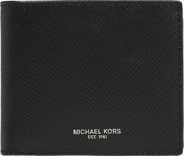 Michael Kors Kukkaro värissä musta
