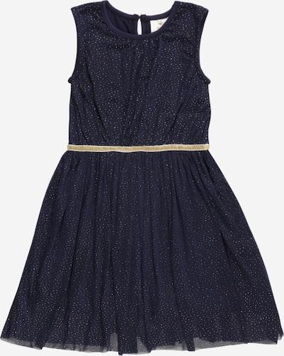 The New Kleita 'ANNA', krāsa - tumši zils / zeltaini dzeltens, Preces skats