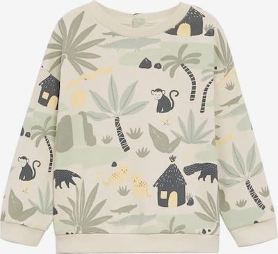MANGO KIDS Sweatshirt 'ZAZU' in de kleur Beige / Gemengde kleuren, Productweergave