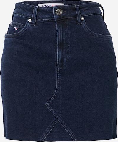 Tommy Jeans Jupe en bleu foncé, Vue avec produit