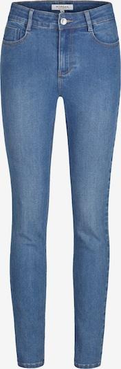 Jeans Morgan pe albastru denim, Vizualizare produs